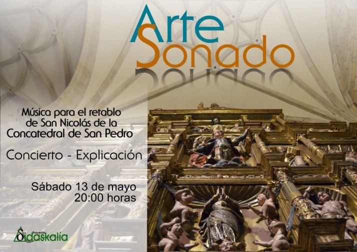 Arte Sonado, a las 20:00 en la Concatedral de San Pedro