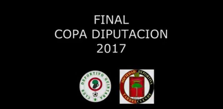 Foto 1 - Tardelcuende y Quintana preparan la final de la Copa Diputación