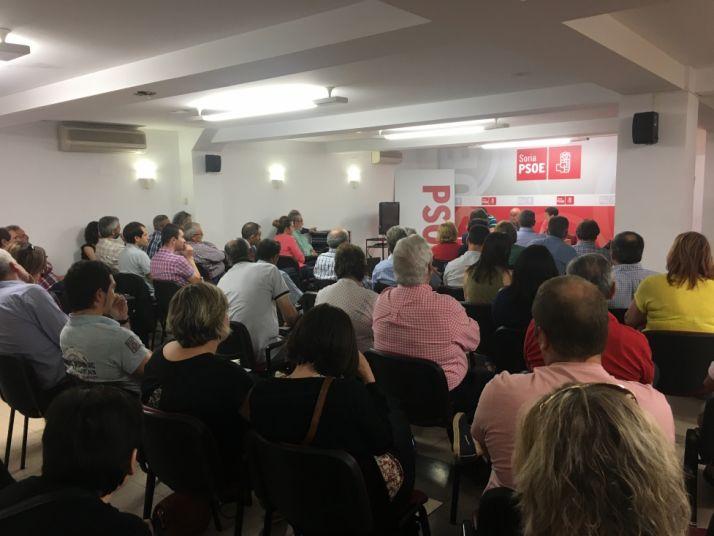 Imagen del Congreso provincial del PSOE/ PSOE