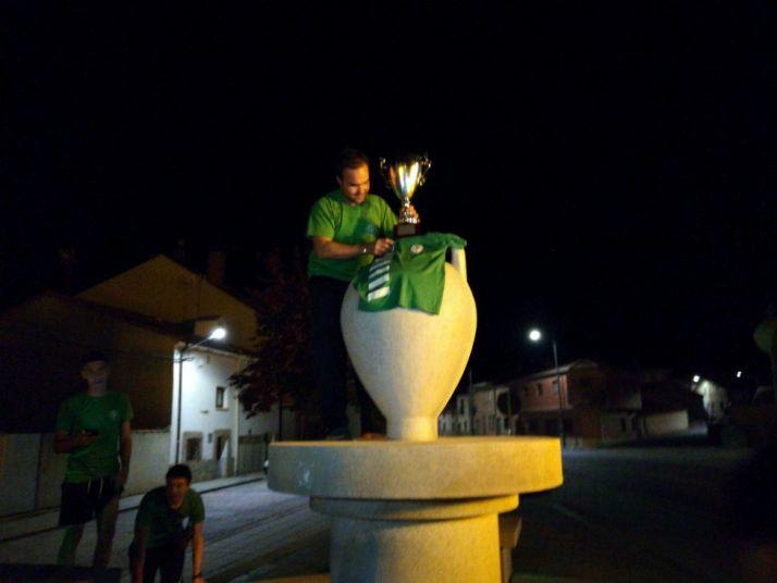 La celebración del CD Quintana.