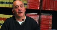 Enrique García, coordinador provincial de IU en Soria. /SN