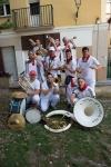 Estrapalucio, la charanga más veterana en San Juan
