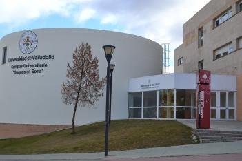 Campus Universitario Duques de Soria (UVA). /SN