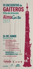 Cartel Almagaita 2017.