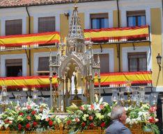 Imágenes de la procesión/ Ayto. El Burgo