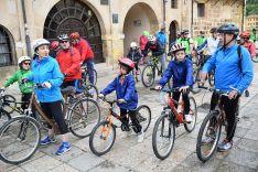 Día de la Bicicleta de Soria 2017. /SN