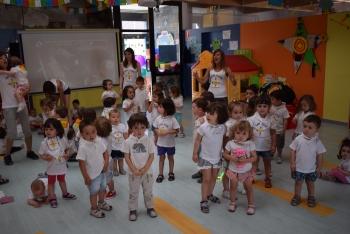 Foto 2 - La Escuela Infantil de Camaretas celebra las fiestas de San Juan