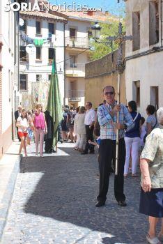 Imagen de la procesión. /SN