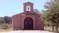 La ermita de Carbonera de Frentes.