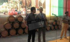 Foto 3 - Bodegas Castillejo de Robledo gana el III Premio Diputación al mejor tinto joven de la Feria del Vino de San Esteban de Gormaz