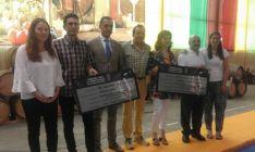 Bodegas Castillejo de Robledo gana el III Premio Diputación al mejor tinto joven de la Feria del Vino d