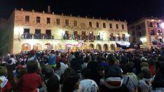 Imagen del Pregón un Miércoles de San Juan./SN