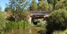 Puente antes de ser demolido./CHD