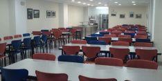 Comedor residencia Universitaria de Soria
