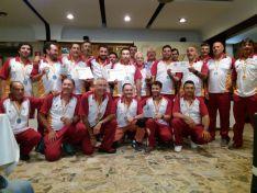 Foto 3 - Jesús Aldea logra el tercer puesto en el Campeonato de España de pesca de salmónidos