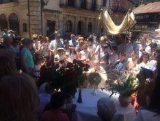 Foto 2 - Procesión del Corpus en Vinuesa