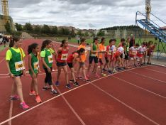 Campeonato de España Escolar de Biatlon de Soria. /FedeTriatlonCyL.
