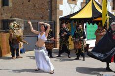 La danza, presente en la feria medieval. /Archivo.