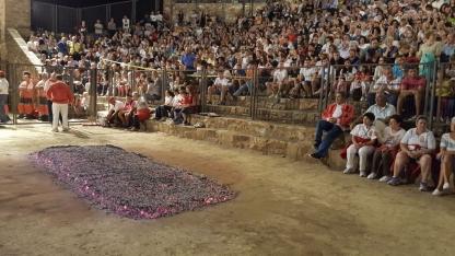 Foto 5 - Galería de fotos: Una veintena de pasadores para cumplir con la tradición