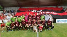 El Tardelcuende en la final de la Copa Diputación.