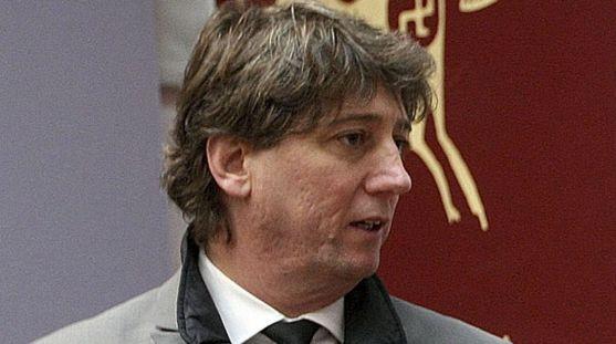 Carlos Martínez Mínguez, alcalde de Soria en una imagen de archivo./SN