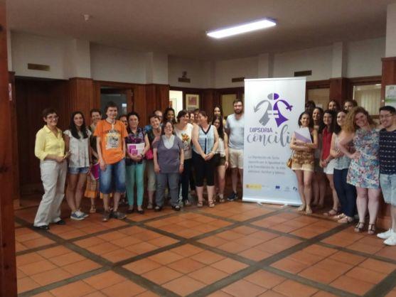 Imágenes del curso/ Diputación