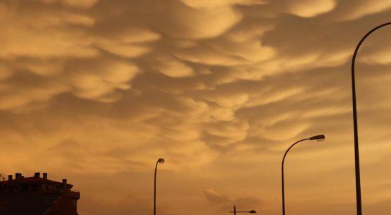 El cielo tras la tormenta./Sara Roncal