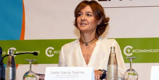 Isabel García Tejerina, en una imagen de archivo.