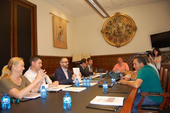 Imagen de la reunión/CAEP