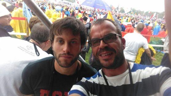 José Antonio (izquierda) y Jose María.