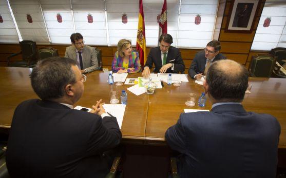 Imagen de la reunión/JCYL