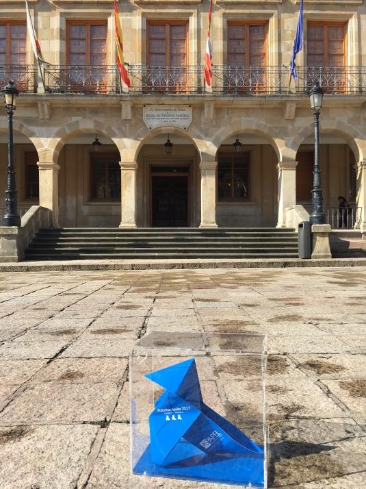Foto 2 - El Ayuntamiento de Soria premiado por su excelente gestión del reciclaje