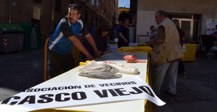 Imagen de los preparativos. /SN