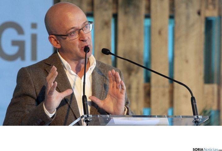 López Calvín, presidente de Cives Mundi./SN