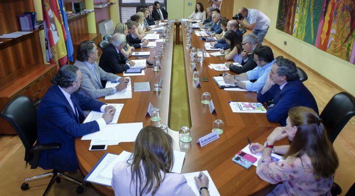 Comisión de Simplificación Administrativa para la Dinamización Empresarial.