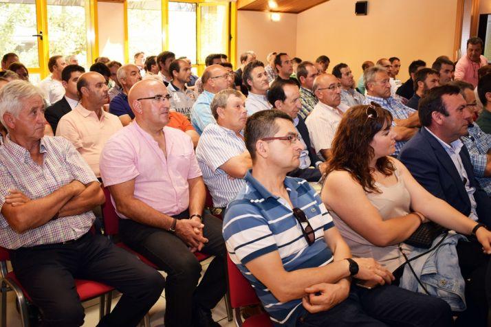 Imagen de la asamblea general de COPISO este viernes. /SN