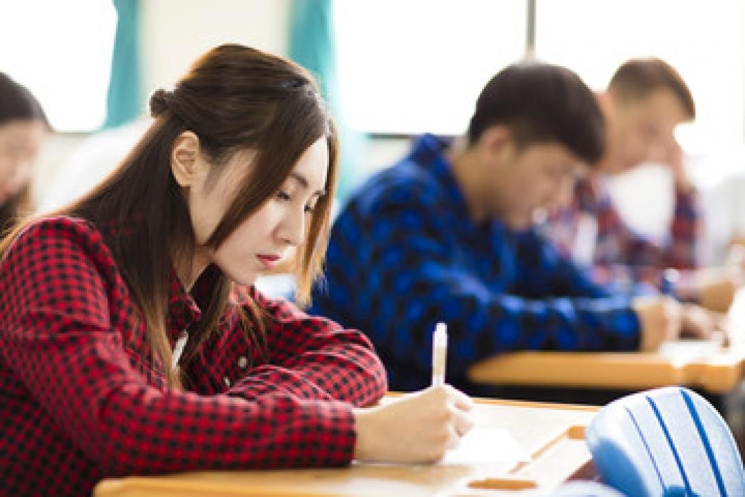 Foto 1 - Un 89,92% de los alumnos matriculados en Soria supera la EBAU de junio