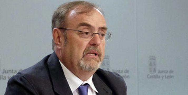 Fernando Rey, consejero de Educación.