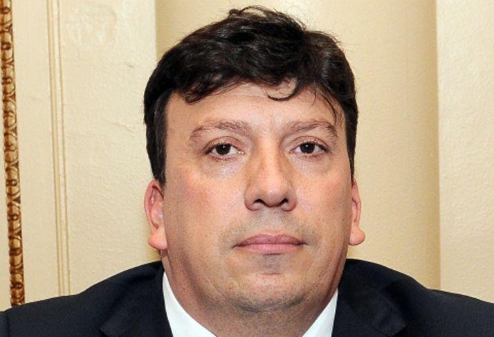 El diputado Jesús Cedazo.