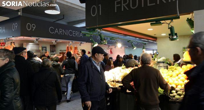 Imagen de archivo del nuevo mercado. /SN