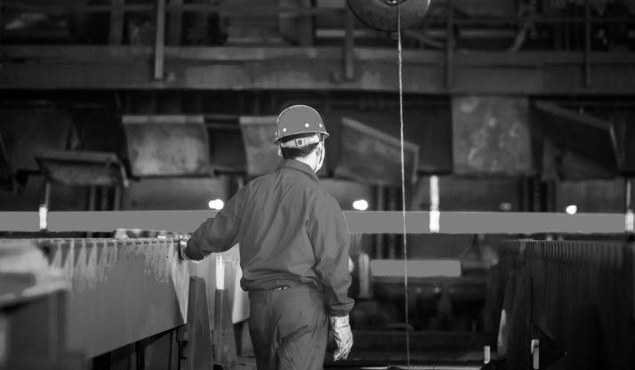 Un trabajador del sector en una imagen de archivo.