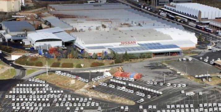 Vista de la factoría abulense.
