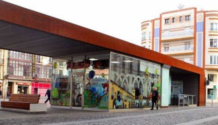 Exterior de la oficina de turismo./SN