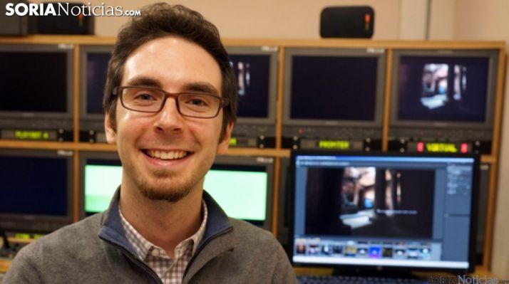 El cineasta soriano Pedro Estepa. /SN