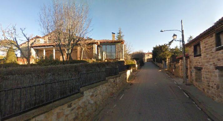 Una calle de Pedrajas. /GM