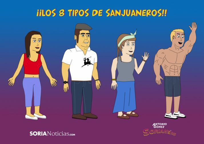 Foto 1 - Los 8 tipos de sanjuaneros (parte2)