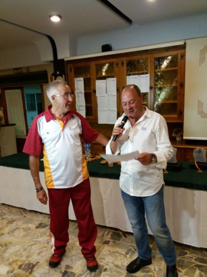 Foto 2 - Jesús Aldea logra el tercer puesto en el Campeonato de España de pesca de salmónidos