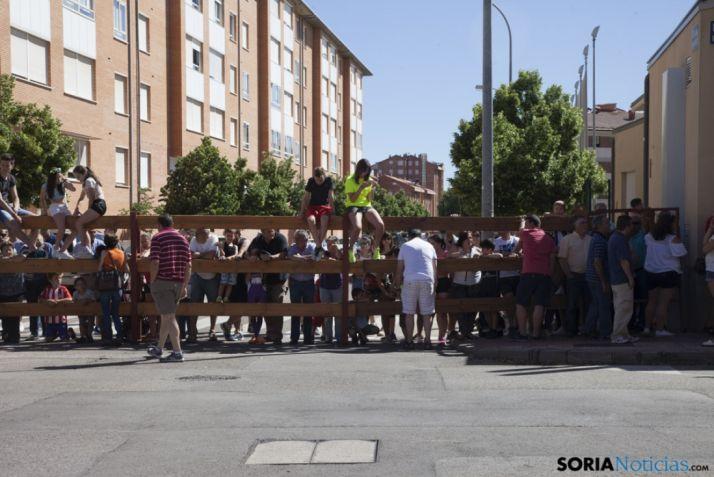 Encierro / María Ferrer
