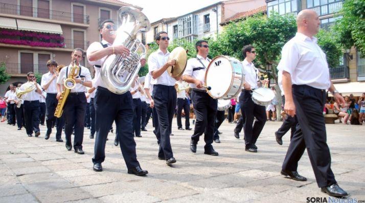 Foto 1 - La Banda de Soria actuará en el madrileño parque del Retiro