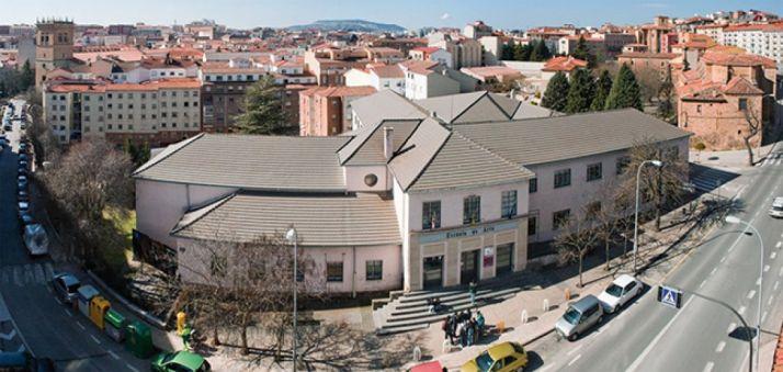 Escuela de Arte de Soria. /E. Arte